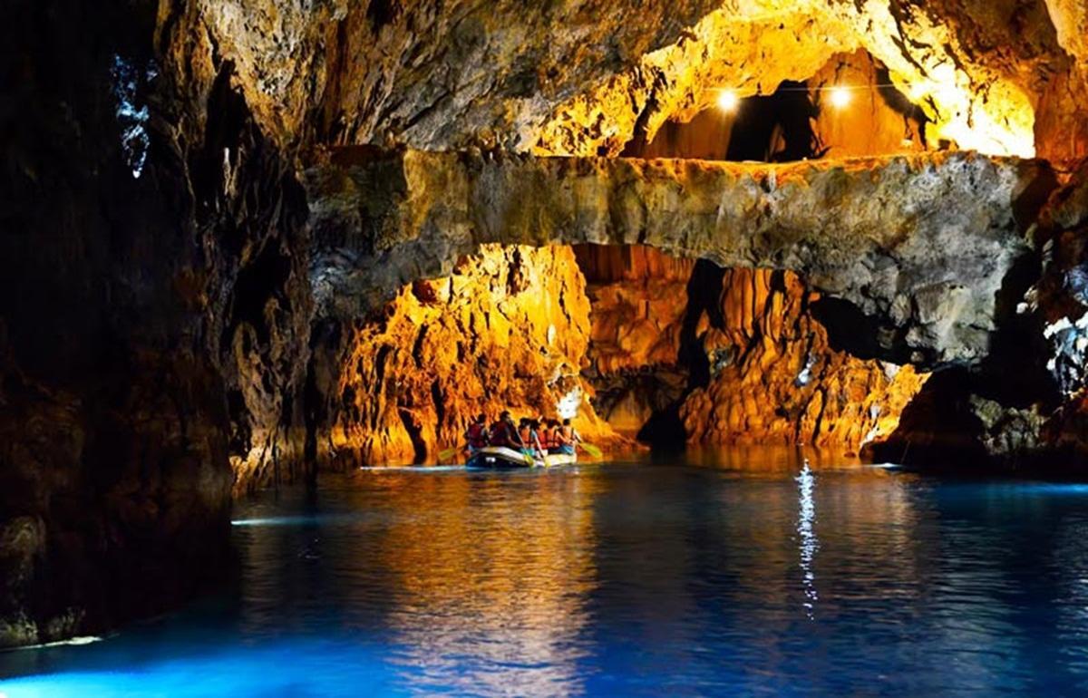 Фото пещеры в Турции