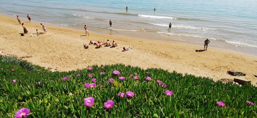 Фото пляжа Сиде