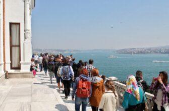 Фото Стамбула в апреле
