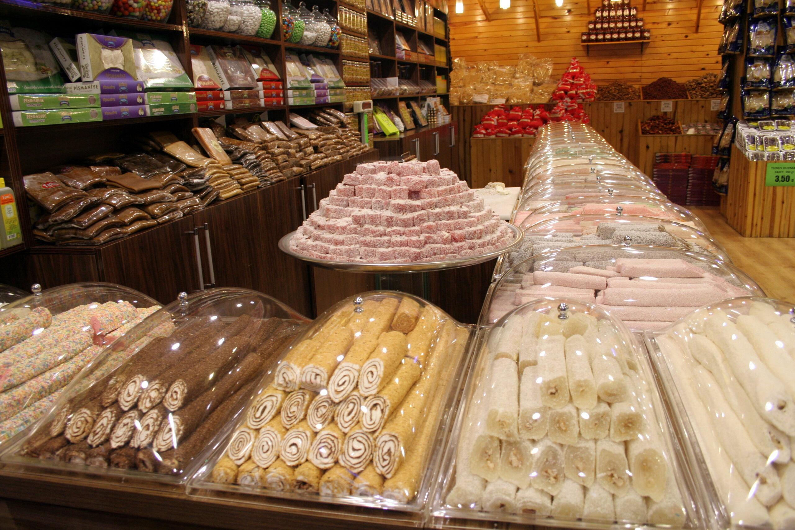 Фото турецких сладостей
