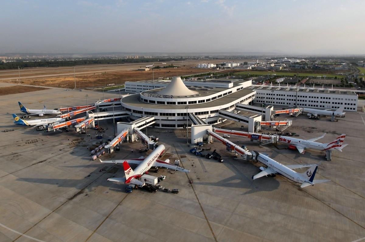 Фото аэропорта в Анталье