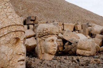 Гора Немрут станет современным туристическим объектом