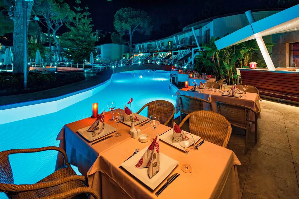 Cornelius – главный ресторан гостиничного комплекса