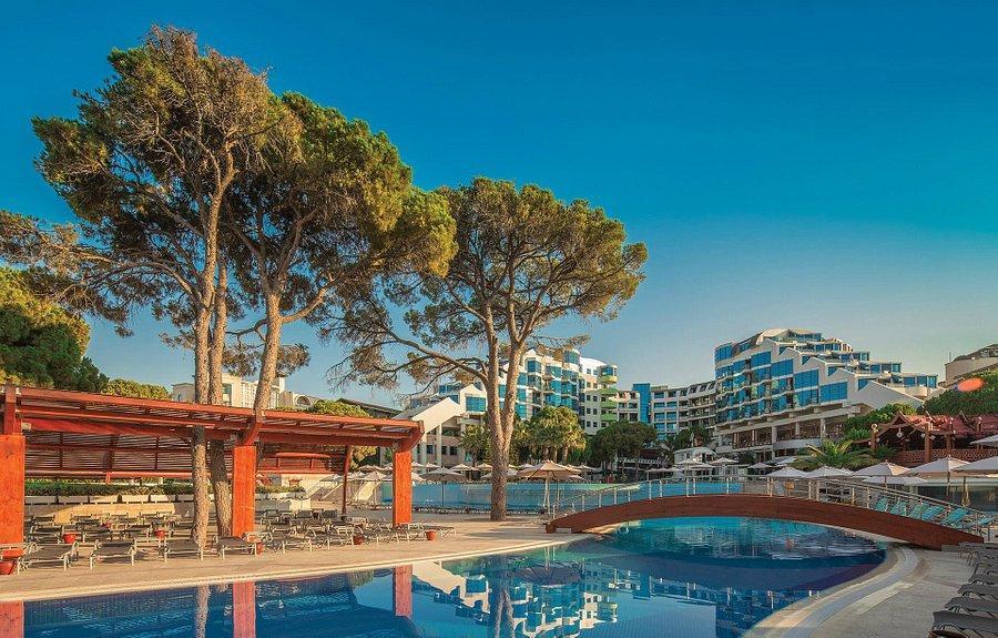Отель Корнелия Белек является обладателем сертификата «Голубой флаг»