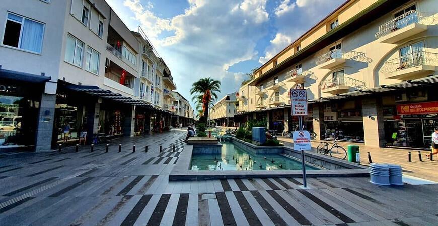 Улицы Кемера фото
