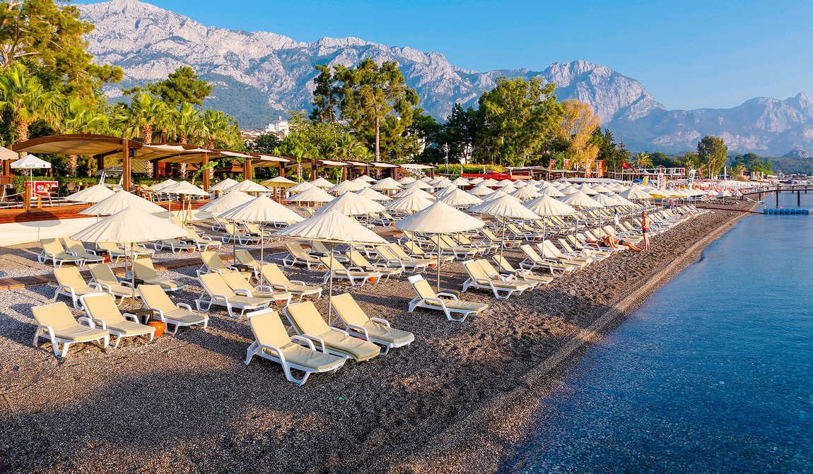 классный отдых в Турции