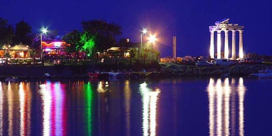 Ночной Сиде, Турция