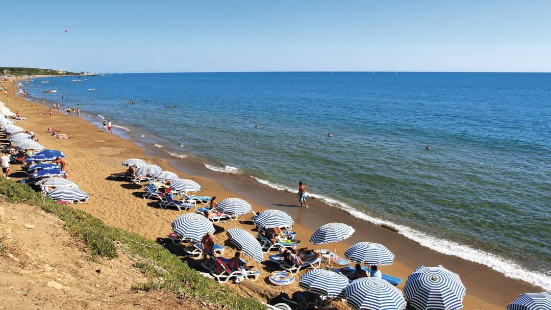 Пляжи Сиде фото