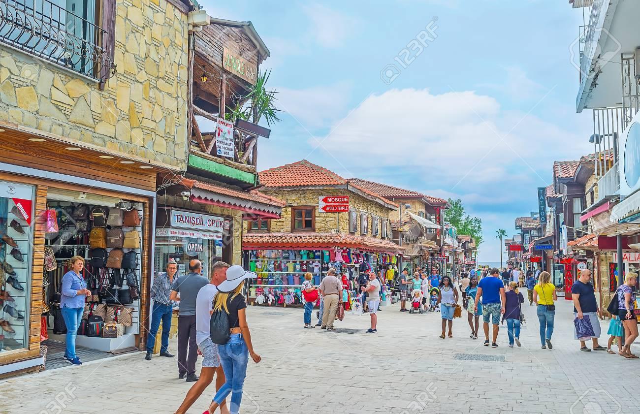 Дешевые туры в Сиде