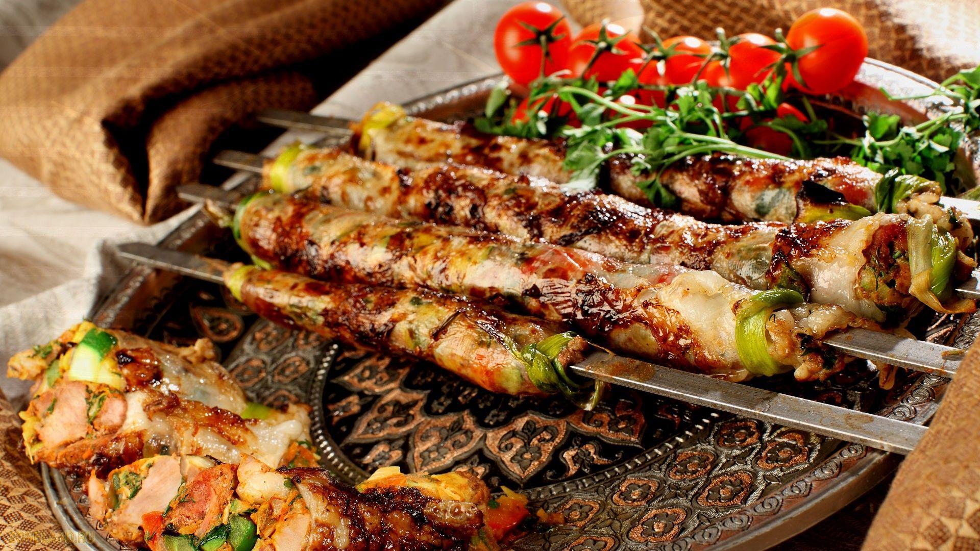 Турецкая кухня фото