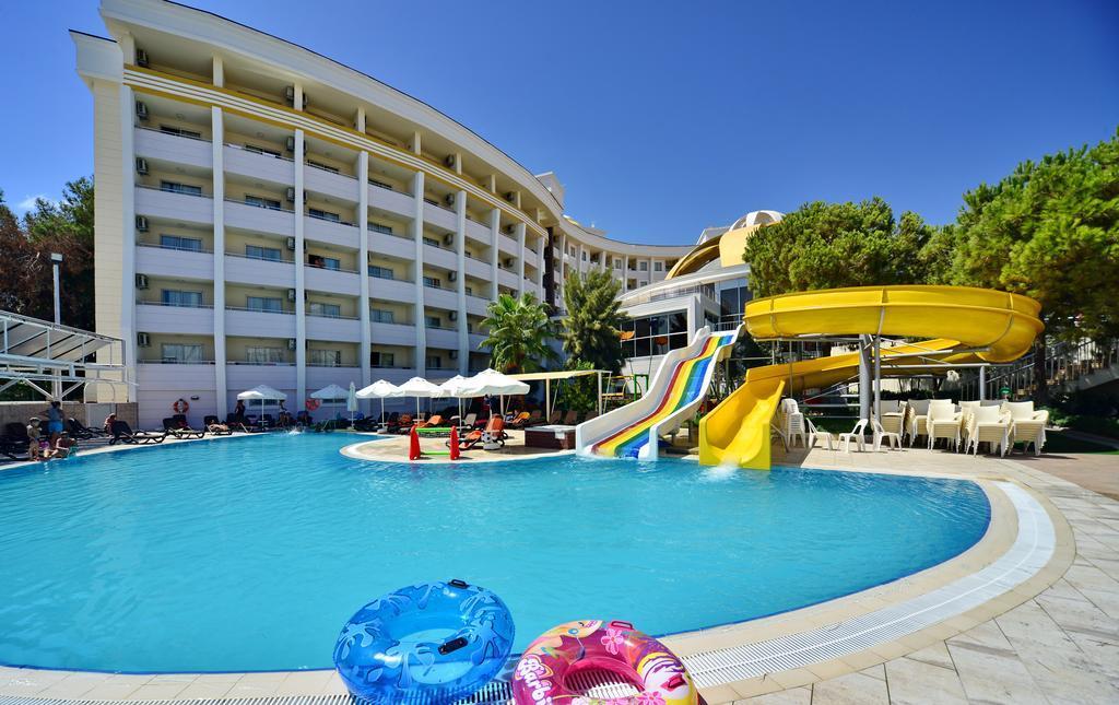 Отель Side Alegria Hotel & Spa не забывает об ответственности за природу