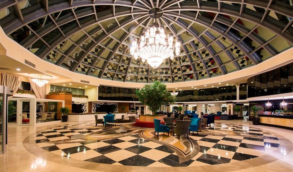 Alegria Hotel Сиде