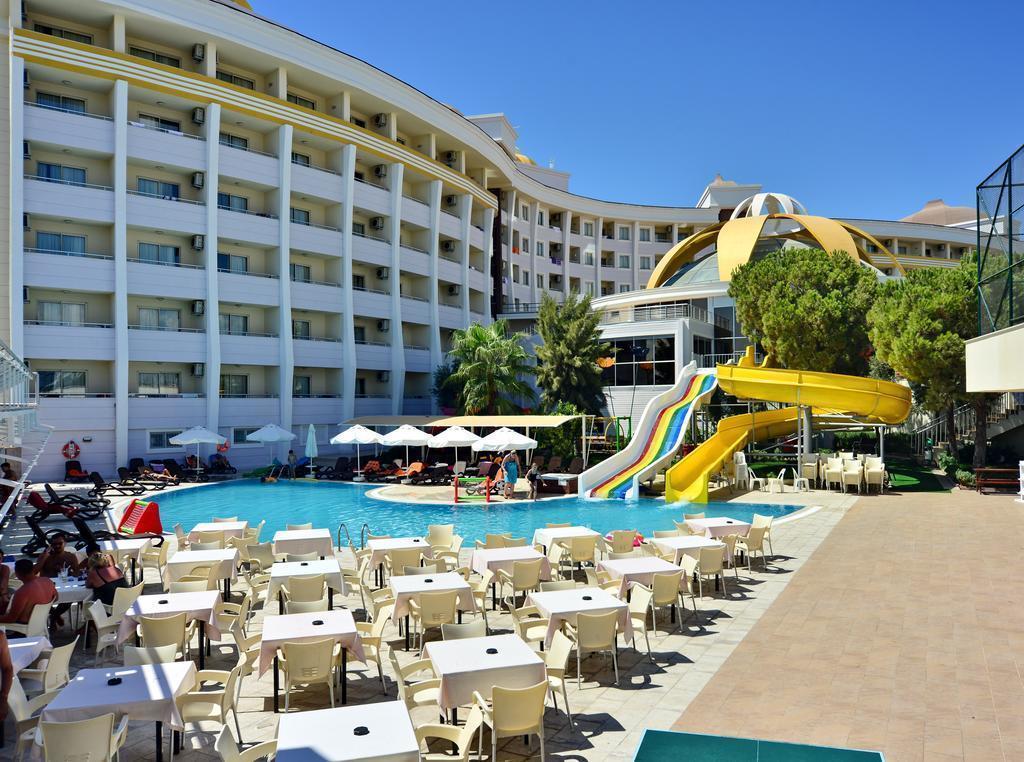 Alegria Hotel Сиде расположение