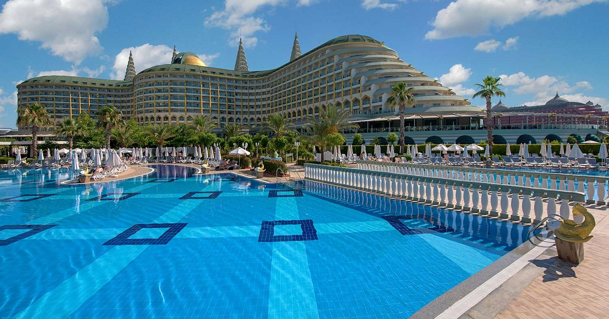 Отели Турции ждут сезона 2021