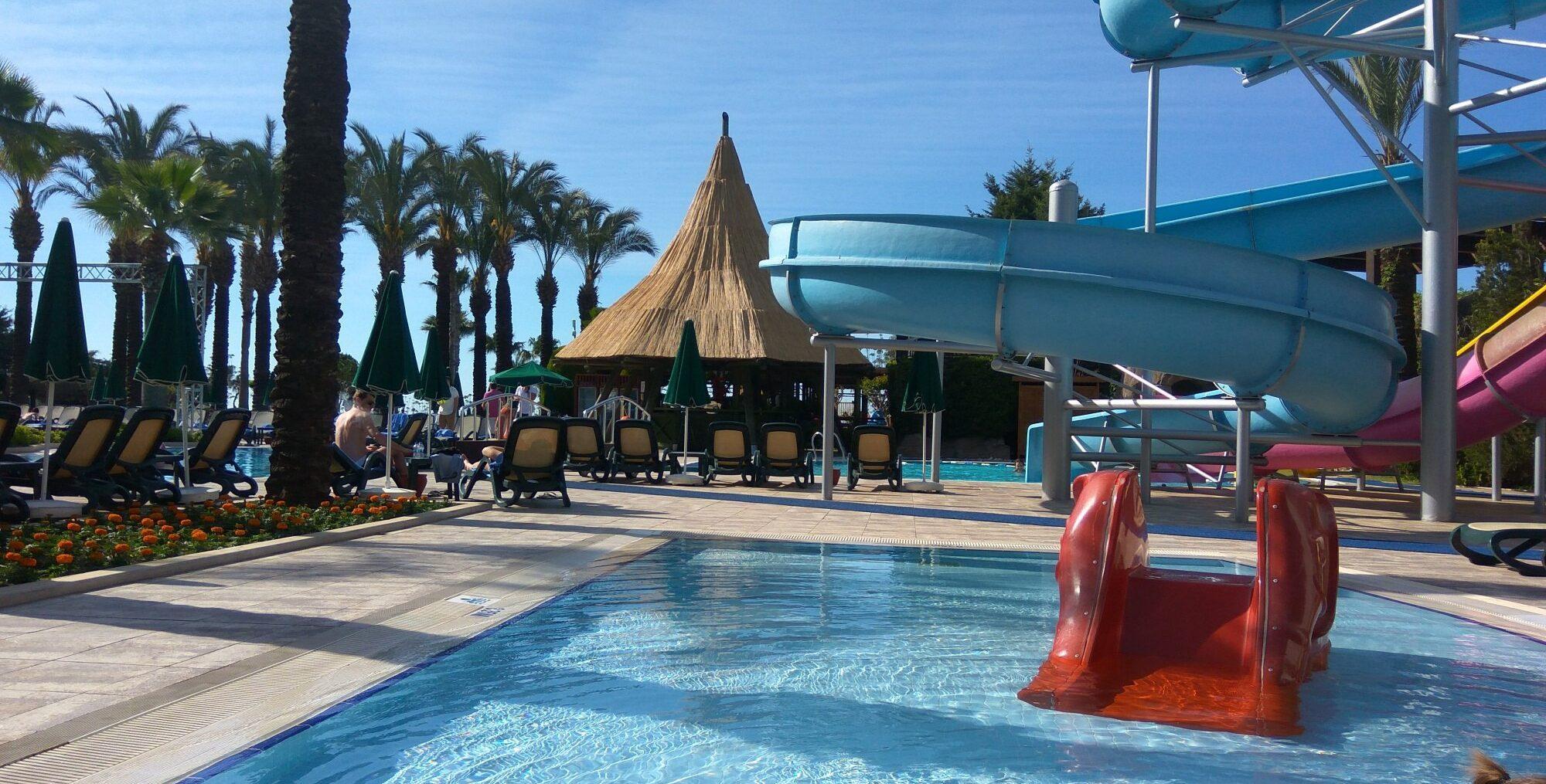 Фото бассейна в Alva Donna Beach Resort Comfort