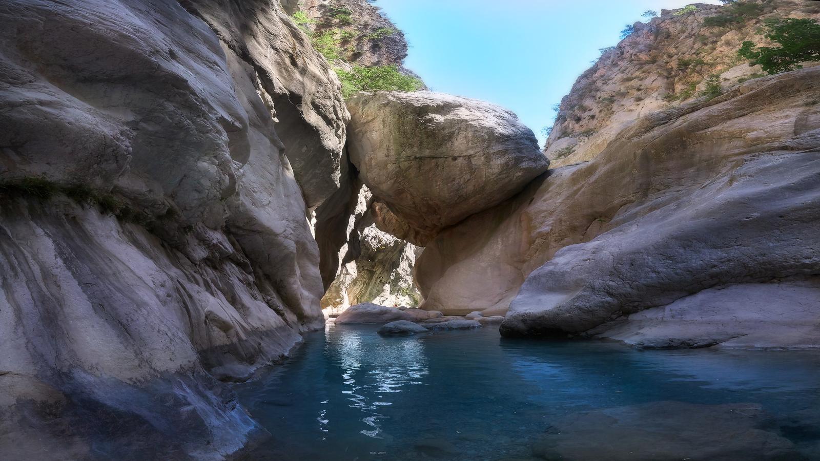 Фото каньона Гейнюк