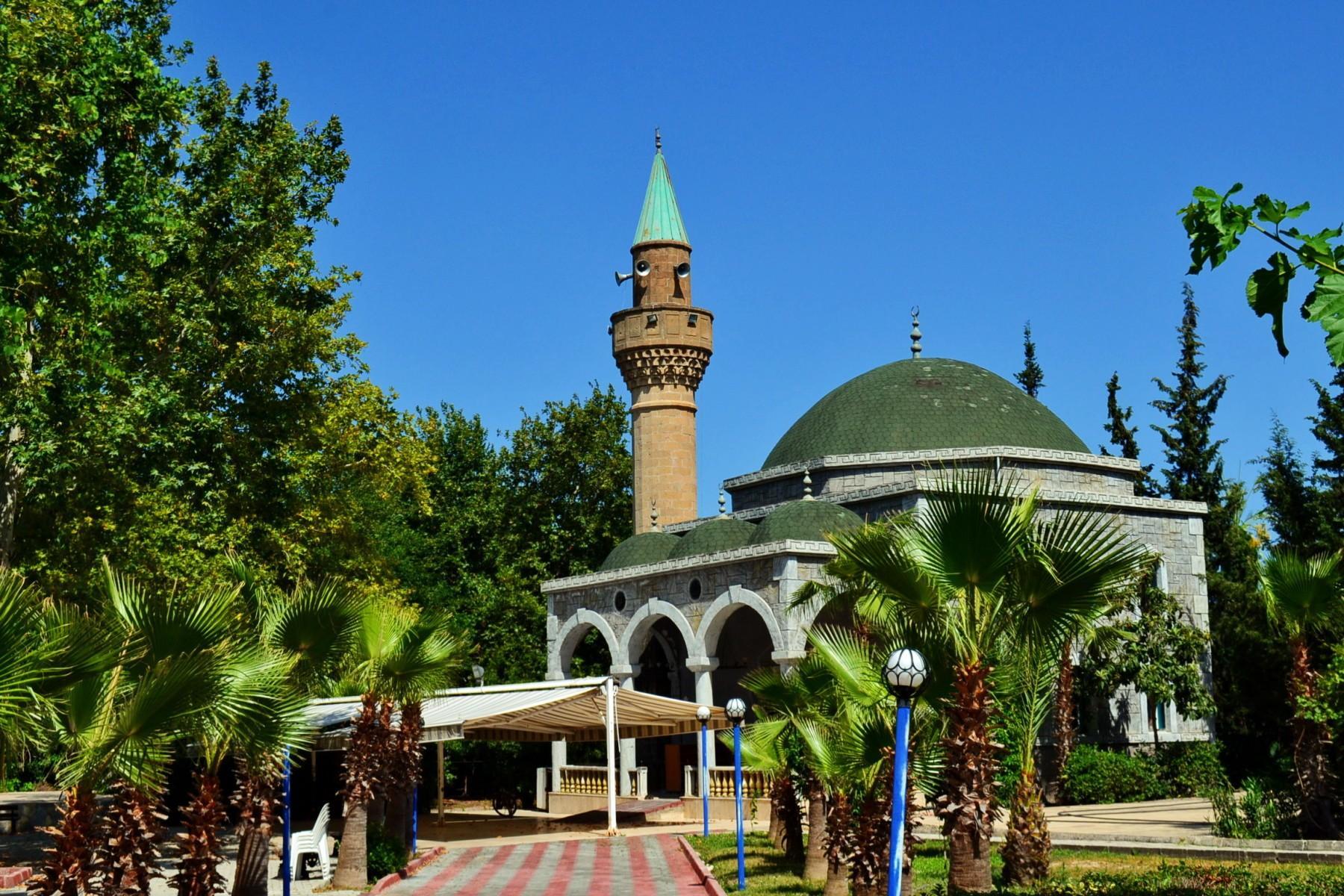 Фото мечети