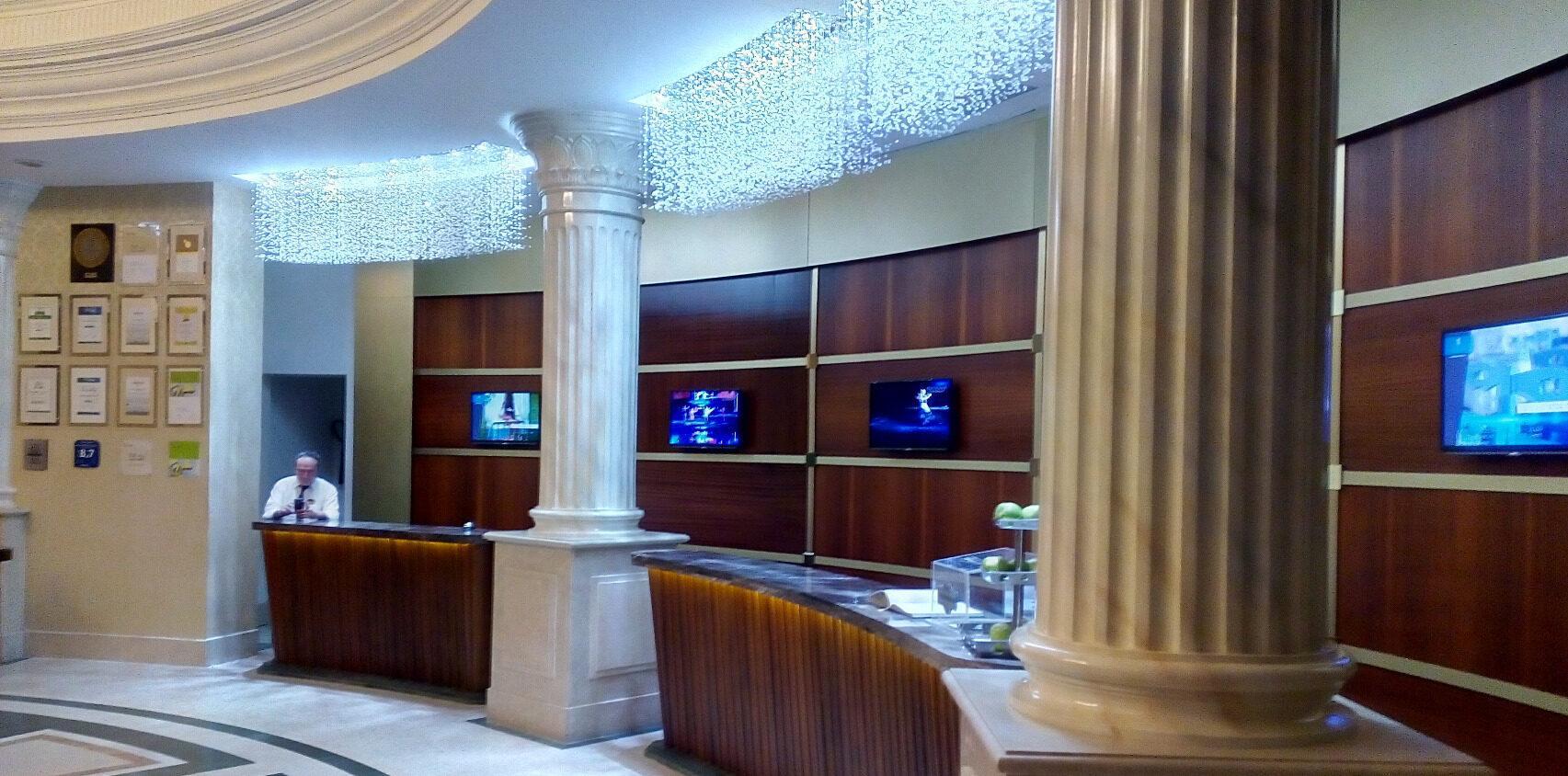 Фото ресепшена в Alva Donna Beach Resort Comfort