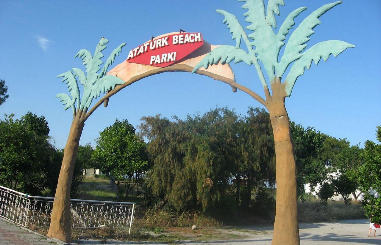 Фото парка Ататюрка