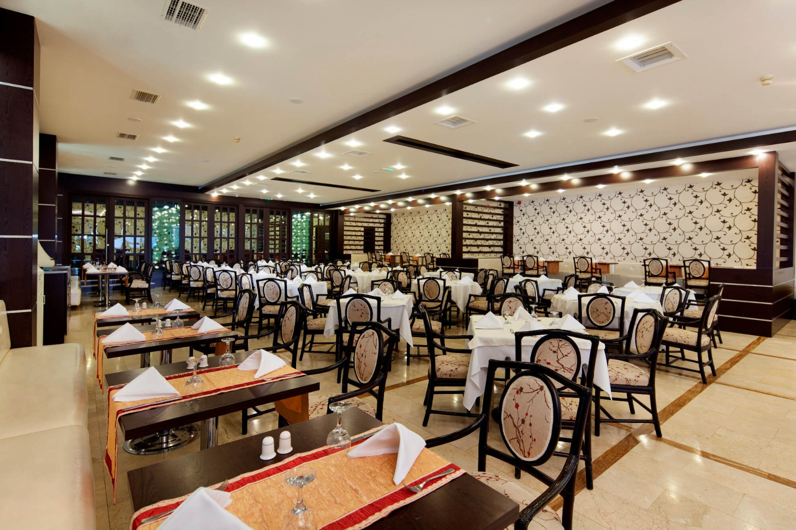 Фото ресторана в Euphoria Tekirova Hotel