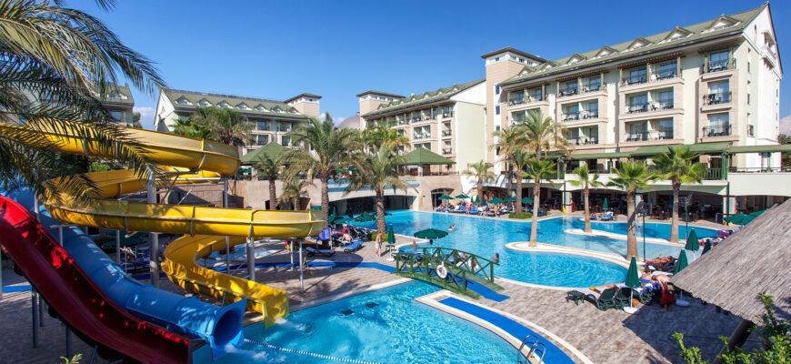 Фото Alva Donna Beach Resort Comfort
