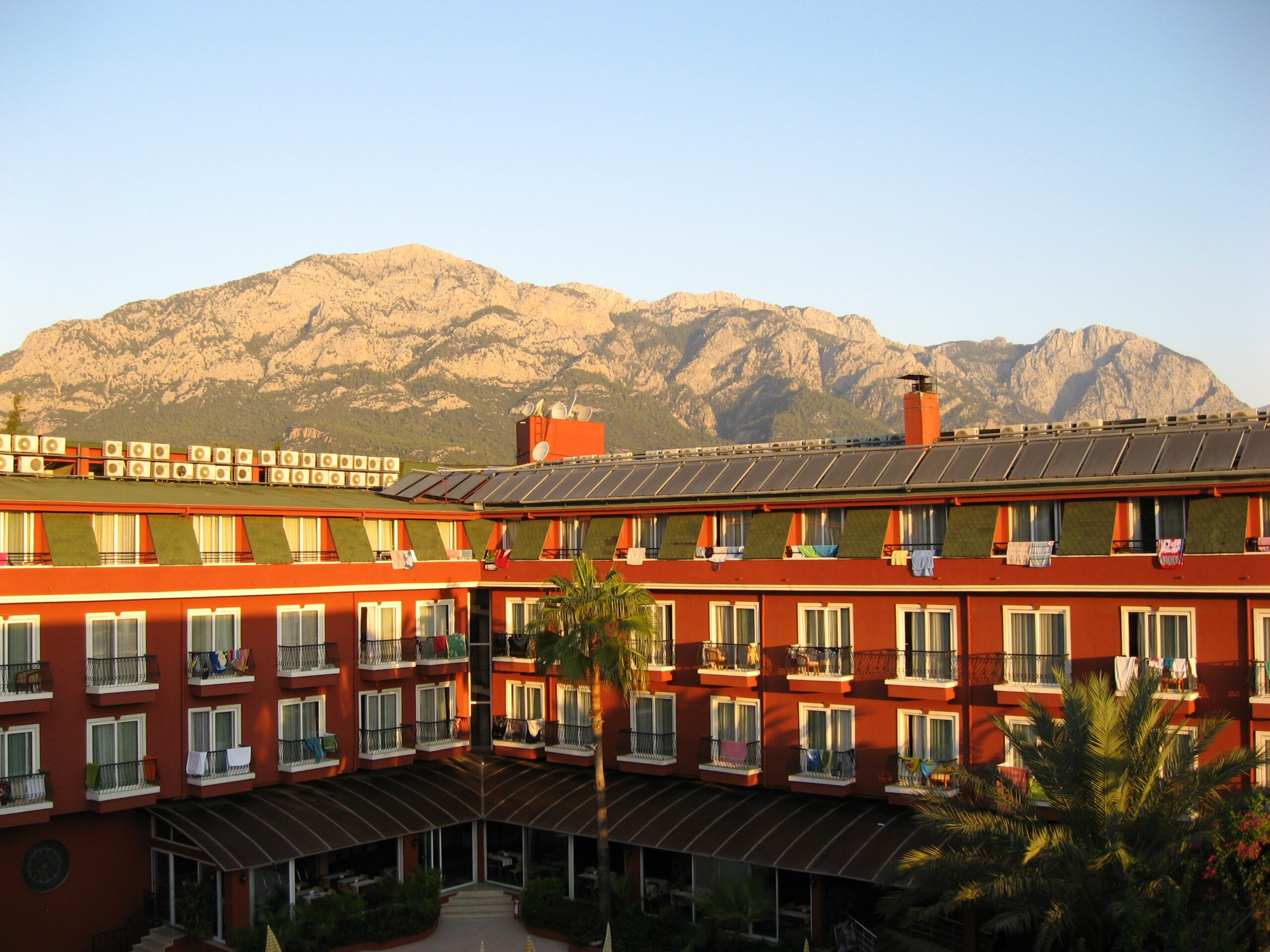 Asdem Park Hotel фото