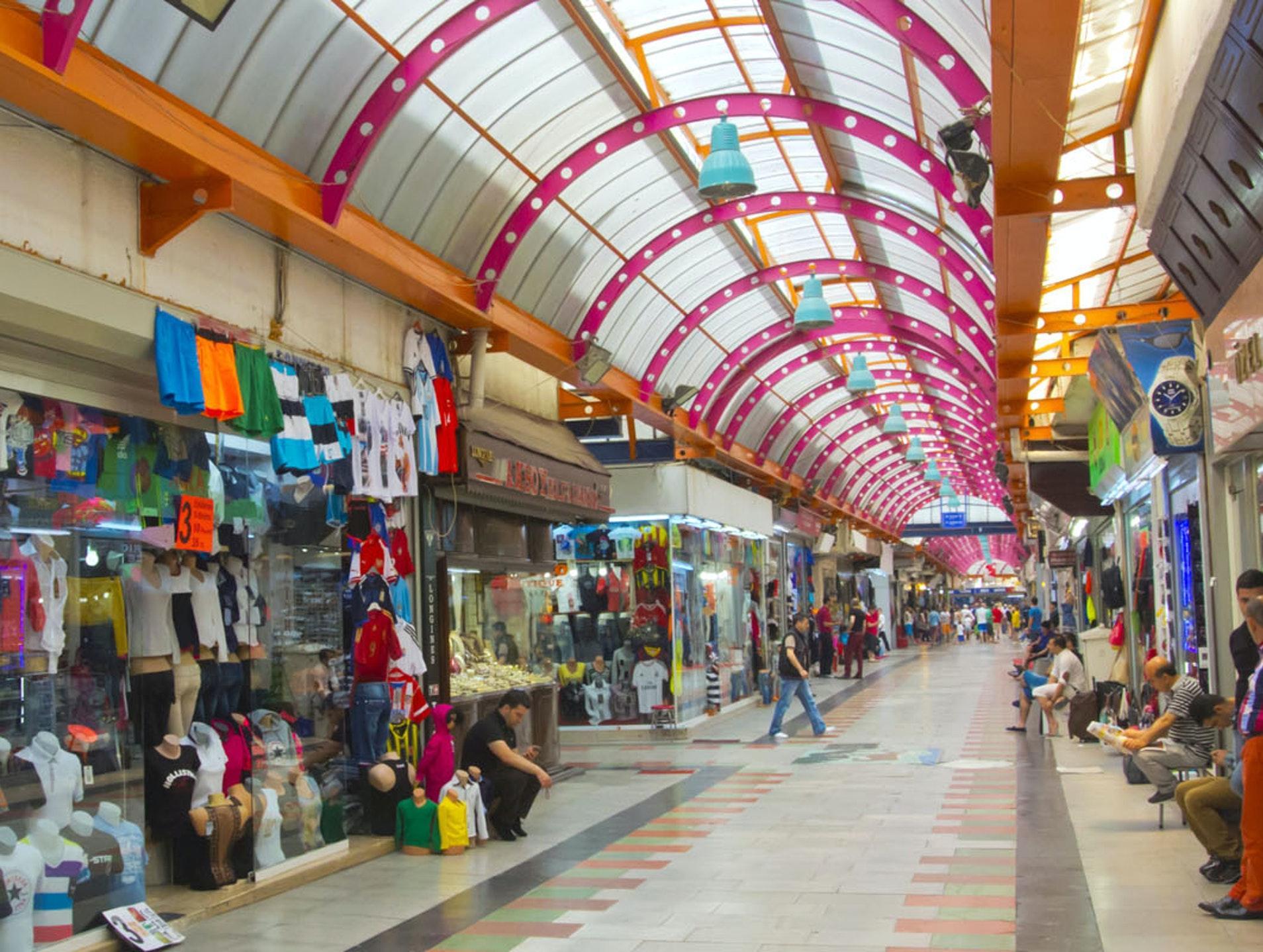 Фото базара Бедестен