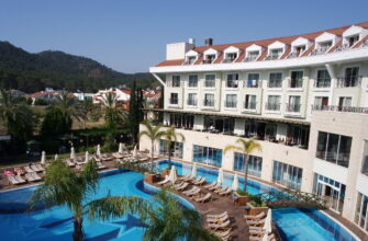 Фото Meder Resort Hotel