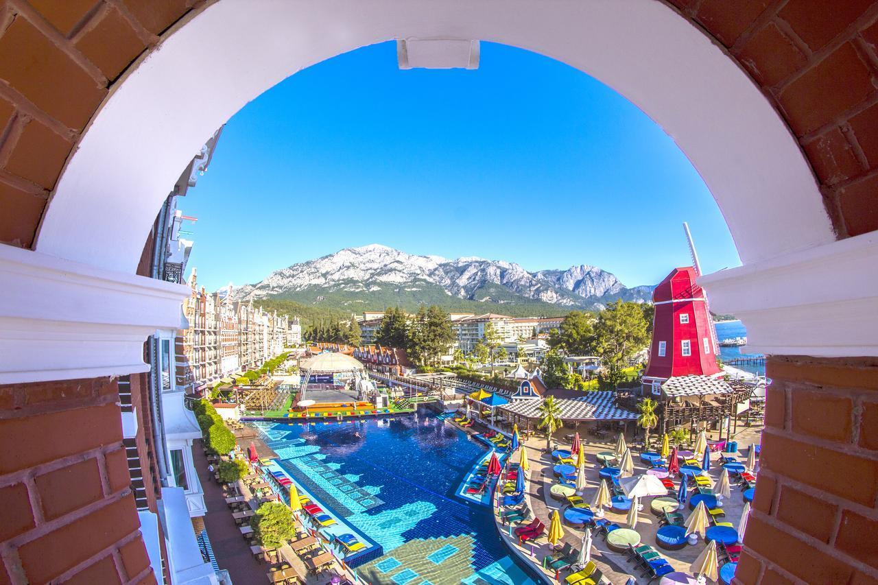 фото Orange County Resort Hotel Kemer