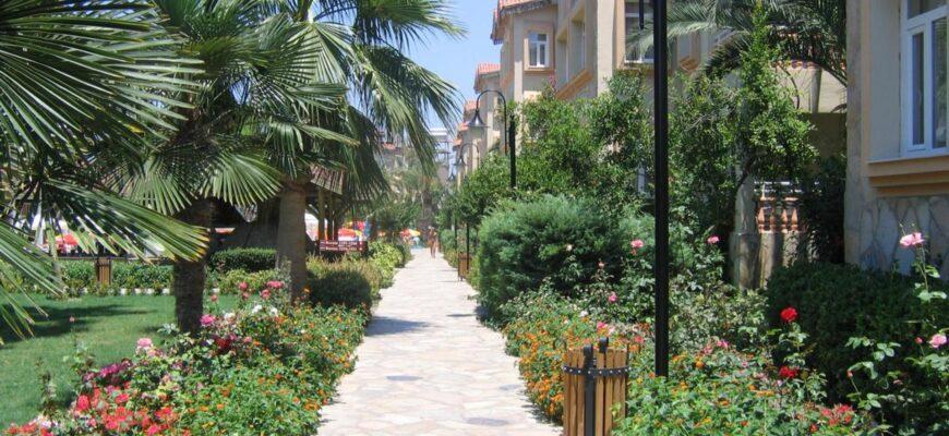 Фото Side Village Hotel
