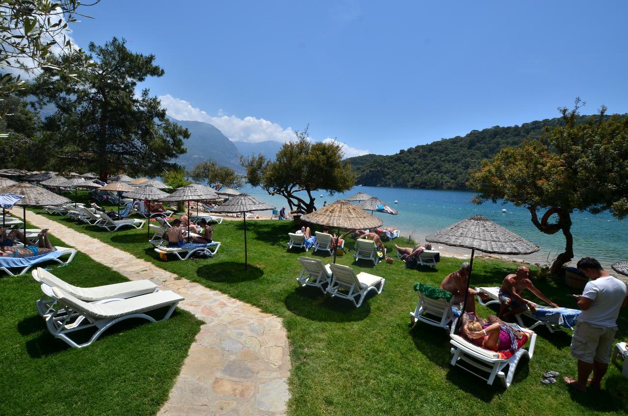 Фото пляжа отеля