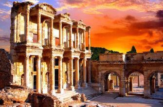 Город Эфес: достопримечательности