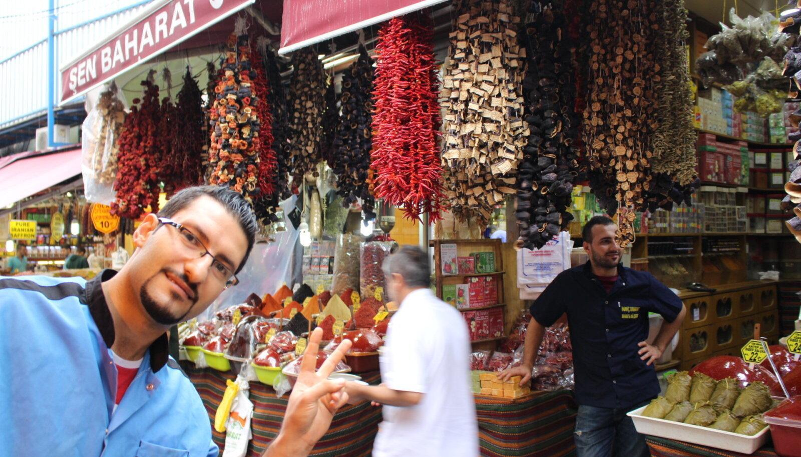 Гранд Базар в Стамбуле: торг уместен