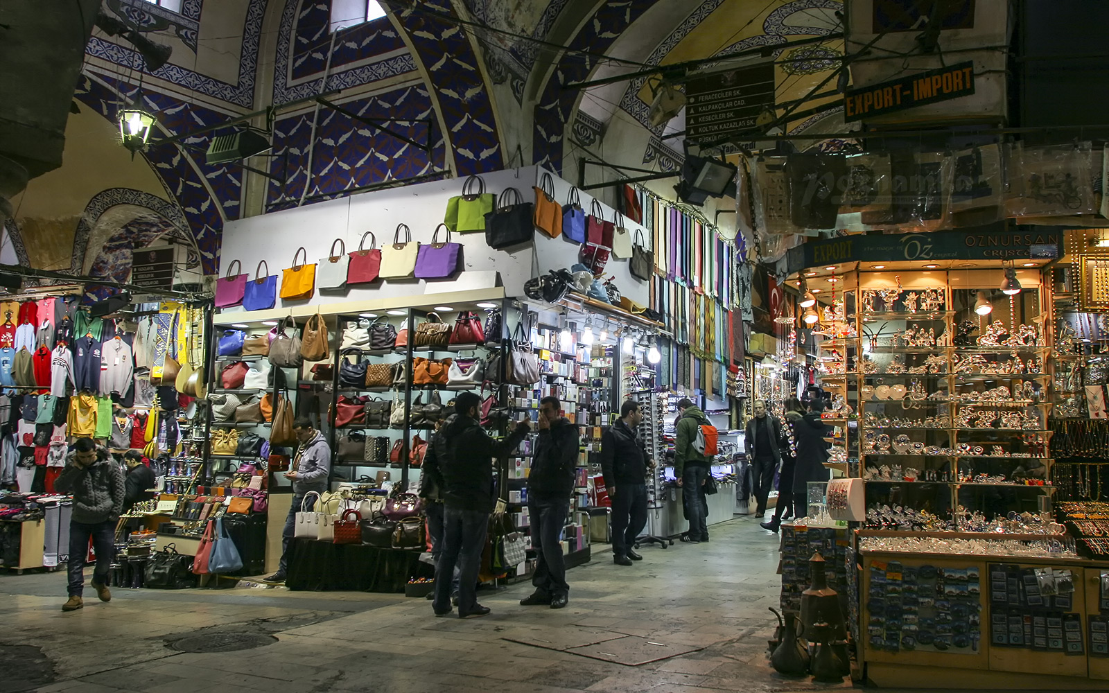 Рынки Стамбула фото
