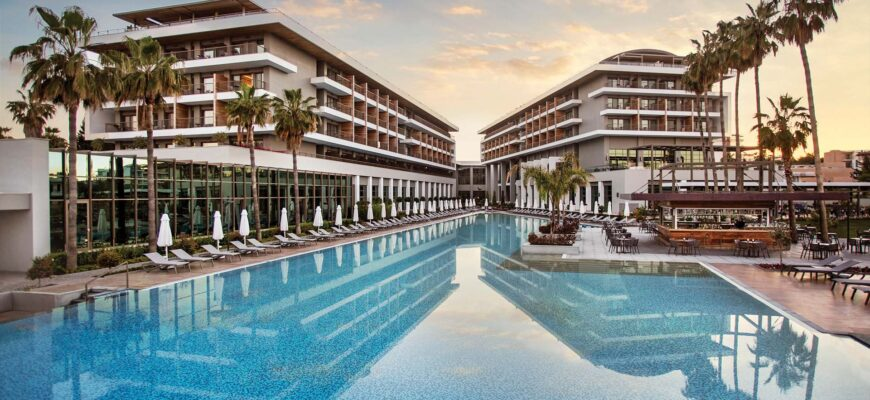 Barut Hotels, Turkey