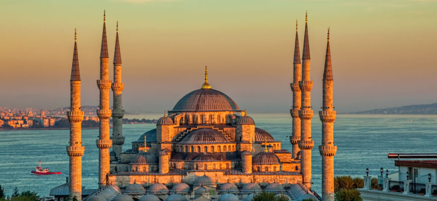 Цены на авиабилеты Москва-Стамбул