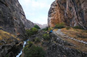 Каньон длиной двенадцать километров между Йозгатом и Чорумом