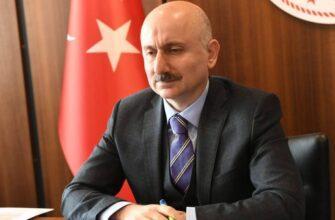 Министр транспорта Турции отчитался о новых проектах
