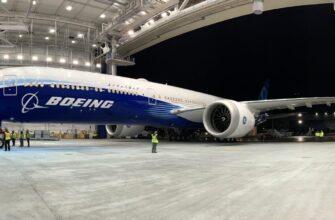 Авиакомпании выводят из своего парка самолеты Boeing 777