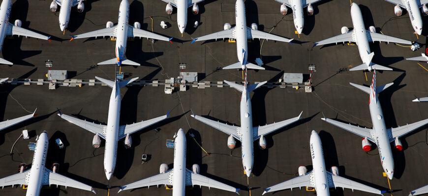 Электрика Boeing неисправна