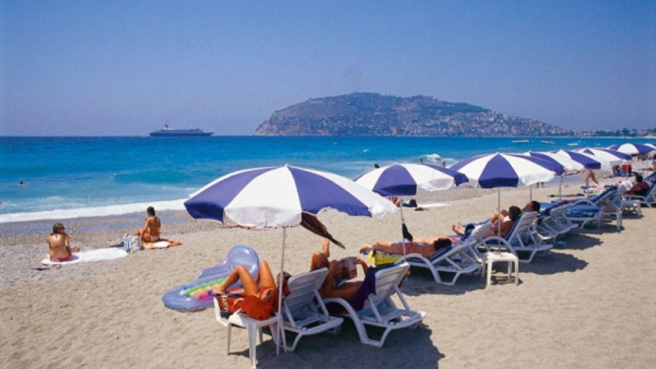 Пляжи Алании, Турция