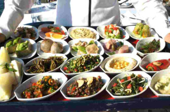Фото турецких блюд