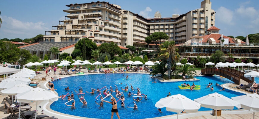 Фото Bellis Deluxe Hotel