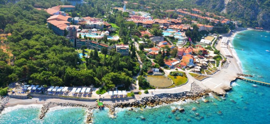 Фото Sentido Lykia Resort & SPA в Фетхие