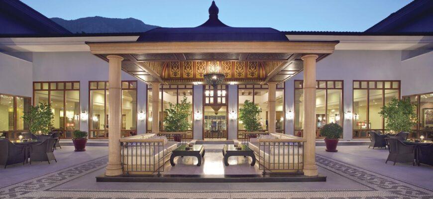 Фото Akka Antedon Hotel