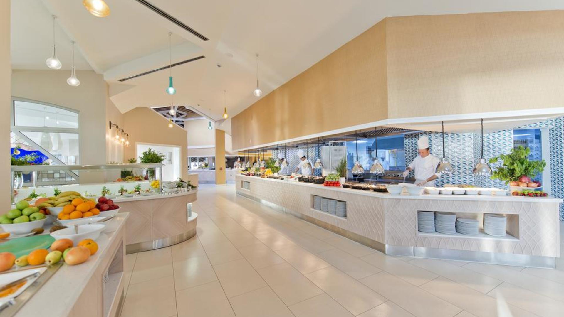 Фото ресторана в Sentido Lykia Resort & SPA