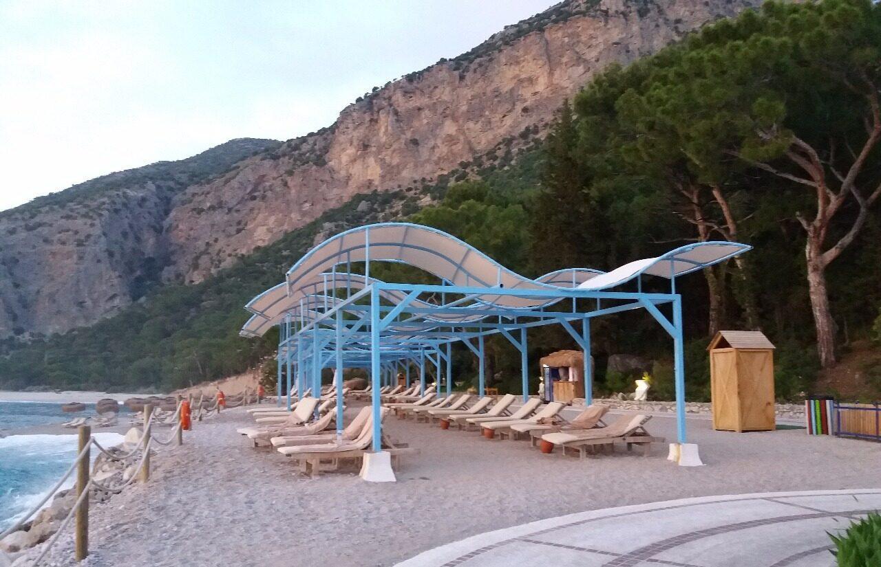 Фото пляжа Sentido Lykia Resort & SPA