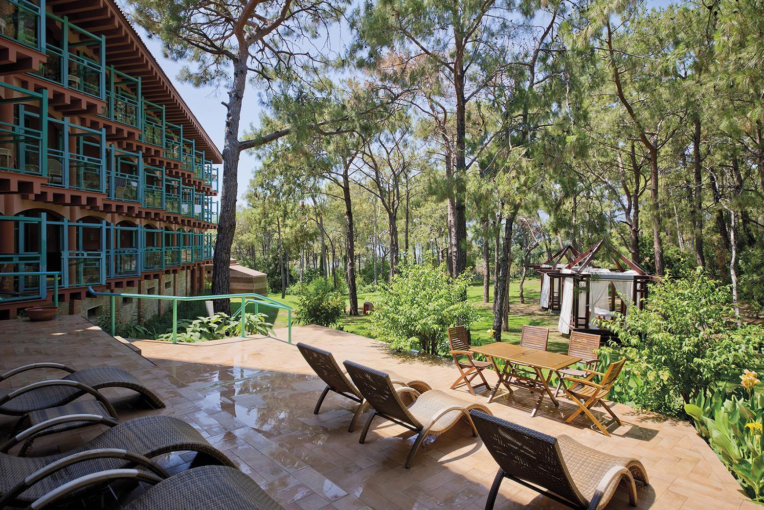 Фото территории Sentido Lykia Resort & SPA