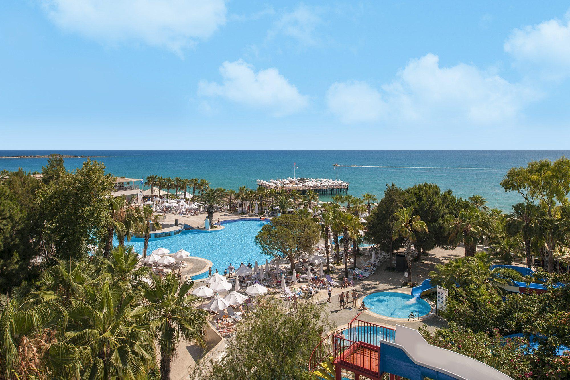 фото Delphin Botanik Hotel & Resort