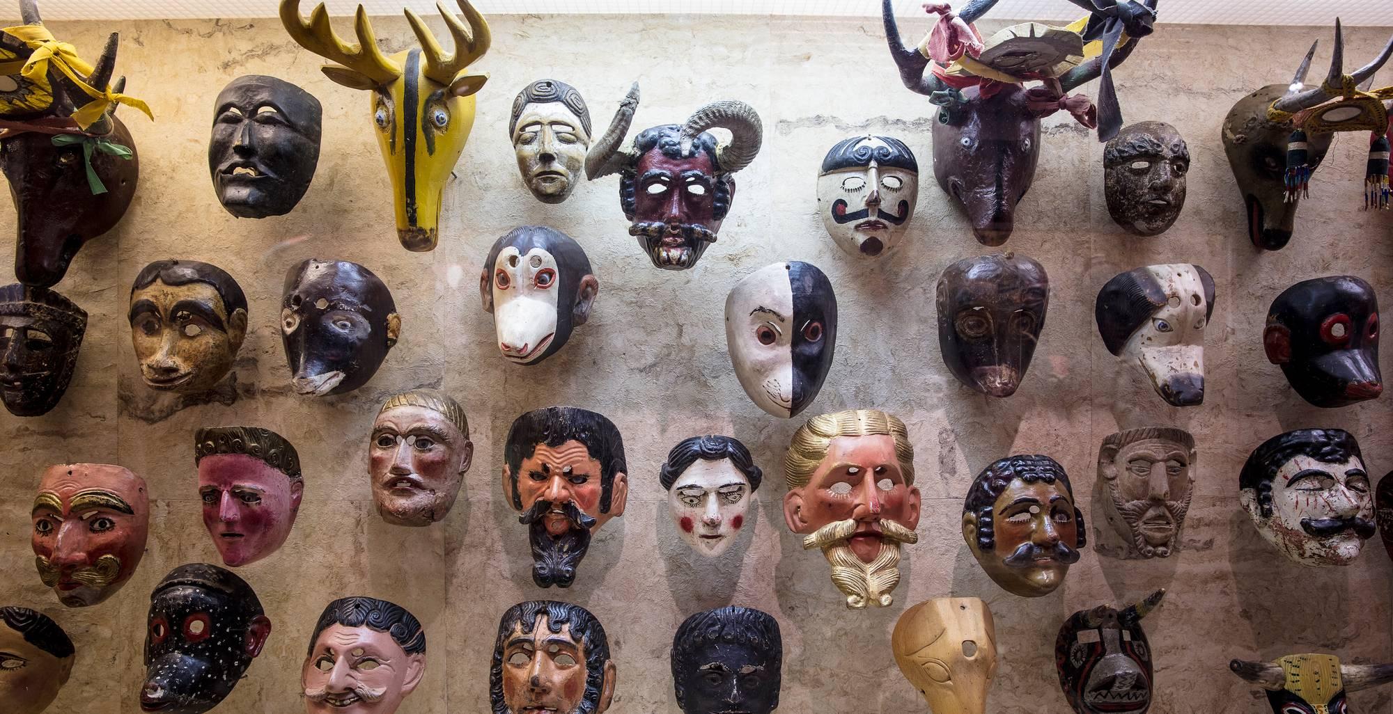 фото музея масок